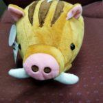 猪の季節…