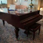 ピアノ生演奏♬